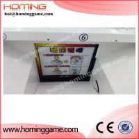 Wholesale Game push prize vending machine/hot sale prize game machine giant claw machine(hui@hominggame.com) from china suppliers