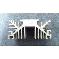 Wholesale T3 - T8 Temper 6000 Series Aluminum Extrusion Heat Sink With Forgings / Laser Cutting from china suppliers