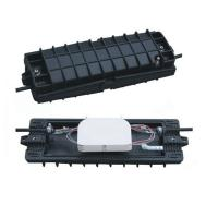 Wholesale PC Plastic Horizontal Fiber Optic Splice Closure Patch Panel For Aerial Hanger from china suppliers