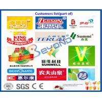 customers list
