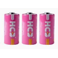 Wholesale CR123ASE/CR17335SE Primary Lithium Manganese Dioxide Batteries 800mAh from china suppliers
