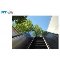 Wholesale PLC Drive Outdoor Escalator Safety Hot Dipped Galvanized Truss Black Handrail from china suppliers