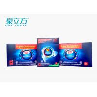 Wholesale Nano - Technology Detergent Sheets For Travel , 3 In 1 Laundry Sheets Without Optical Brightener from china suppliers