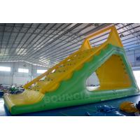 Quality Big Inflatable Sea Floating Water Park Games / Inflatable Water Floating Playground for sale