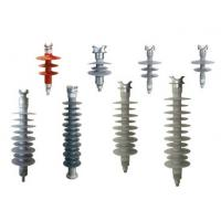 FRP 11kV-36kV Composite polymer pin insulatorS for distribution lines with all color