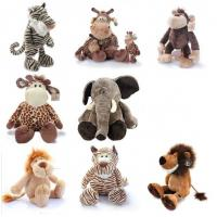 Wholesale Lovely Forest Toys Jungle Animal Stuffed Plush Toys For Promotion Gifts from china suppliers