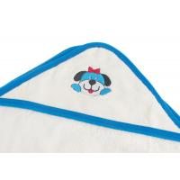 Quick Dry Microfiber Hooded Bath Towels For Babies Anti Bacterial