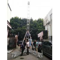 Wholesale 6m  Height Screw Aluminum Line Array Speaker Truss System for Sounds from china suppliers