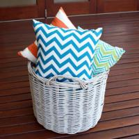 Wholesale chevron stripes printed throw pillows / home decor throw pillows from china suppliers