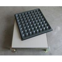 Wholesale 600*600*33mm Plastic Raised Access Floor For Satellite Ground Stations from china suppliers