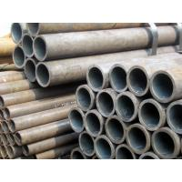 Buy cheap ISO BV SGS SCH40 Hot Rolled Seamless Black carbon Steel Pipe Tubing , Varnish painted from wholesalers