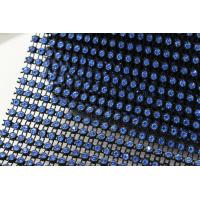 Wholesale Wedding Diamond Mesh Wrap Roll Sparkle Diamante Ribbon Wrap from china suppliers