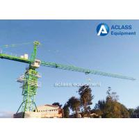 Wholesale Trolley Travel 60m Boom Length External Climbing Tower Lifting Equipment 10 Ton from china suppliers