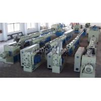 Wholesale SBGX800 HDPE double corrugated pipe extrusion line from china suppliers