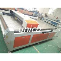 Wholesale Cloth Automatic Feeding Cnc Laser Engraving Machine With Co2 Laser Tube Belt Transmission from china suppliers