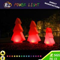 Wholesale Outdoor Decorative Colorful LED Christmas Tree from china suppliers