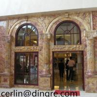 Buy cheap Vitreous enamel panel for exterior wall cladding panel China supplier  F18 from wholesalers
