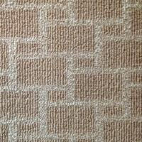 China Machine Made Household 100% Polyester Carpet For Bedroom Floor , Rub Resistance on sale