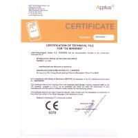 Shanghai FAST LINK Door Co.,LTD Certifications