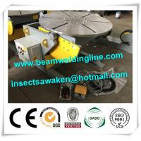Wholesale Automatic Positioners For Welding ,  Adjustable Welding Rotary Positioners from china suppliers