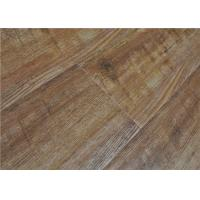 Buy cheap 12mm Bedroom Distressed Oak Laminate Flooring Floating Waterproof Arc Click from wholesalers