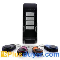 Wholesale 4 Channel Key Finder Set with 4 Receivers from china suppliers