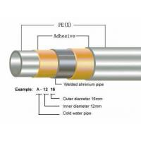 Buy cheap Five-layer Composite Pipe PE(X) AL PE(X) from wholesalers