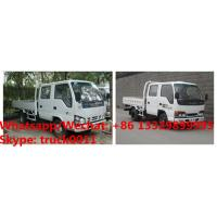 Buy cheap 2018s new ISUZU brand double cabs 2tons-3tons dump tipper truck for sale, Factory sale good price Japan isuzu Tipper from wholesalers