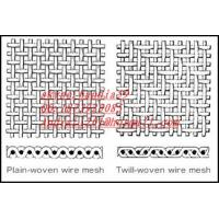 Wholesale Plain Weave Sintered Square Woven Wire Mesh from china suppliers