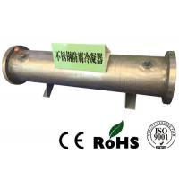 Wholesale R134a Refrigerant Stainless Steel Heat Exchanger Sea Water Tube Medium from china suppliers