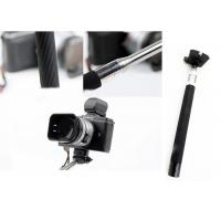Wholesale Black Bluetooth Camera Selfie Stick from china suppliers