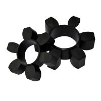 Wholesale Industrial Custom Rubber Parts Elastic Ring Coupling ±5 Shore A Tolerance from china suppliers