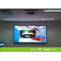 Dustproof P2 Outdoor Full Color LED Screen Airport Digital Signage Advertising