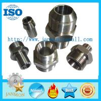 China Stainless steel hydraulic fittings,Stainless steel hydraulic pipe fittings,Stainless steel threading connecting end on sale