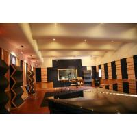 Quality Clothing Fabric Acoustic Panel Interior Wall Panels Accord With Sound System for sale