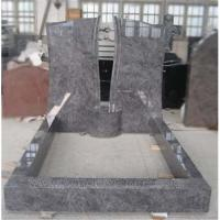 Buy cheap Germany Style Kerb-set Tombstone from wholesalers