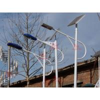 Wholesale solar panel lighting pole products from china suppliers