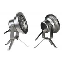 Wholesale DC12V DC24V 9pcs CREE 3W LED 27W RGB 3 in1 LED Underwater Light Spotlight from china suppliers