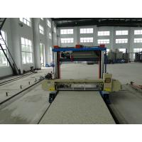 Buy cheap Horizontal 30 or 50 or 80 Meter Long Sheet Polyurethane Foam Cutting Machine from wholesalers