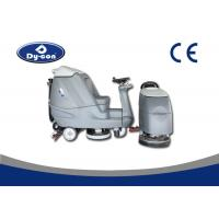 Wholesale Ride On Industrial Floor Cleaning Machines Battery Powered Linatex Rubber Blade from china suppliers