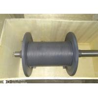 Quality Customization Specification Lebus Grooving Drum and Lebus Grooving Shells for sale