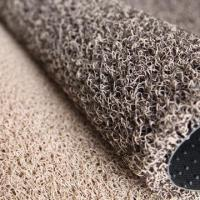 Wholesale PVC Coil Carpet Floor Mat, Keeps Dry and Clean, Environment-friendly, Water Hiding from china suppliers