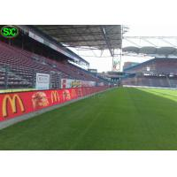 Wholesale P8 Perimeter Sport Stadium Video Led Display low power consumption from china suppliers