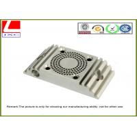 Wholesale OEM aluminum heatsink CNC Aluminium Machining , cnc machining services for LED light from china suppliers