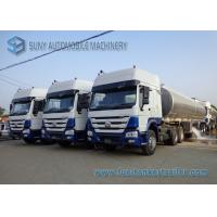 Wholesale Custom 45000L Oil Tank Trailer 3 Axle , Diesel / Jet Chemical Tank Trailer from china suppliers