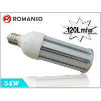 Wholesale IP65 waterproof 54W E26 / E39 LED Corn COB Bulb with DLC/UL/CUL/CE/ROHS from china suppliers