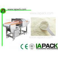 Wholesale White Conveyor Metal Detector Machine For Food Processing Industry from china suppliers