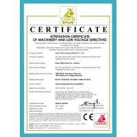 Leadtop Pharmaceutical Machinery Certifications