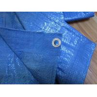 Wholesale waterproof 55gsm blue tarps HDPE tarpaulin from china suppliers