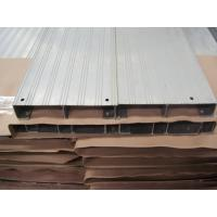 Wholesale Portable Durable High Ribbed Aluminum Walk Boards / Scaffold Plank For Engineering Construction from china suppliers